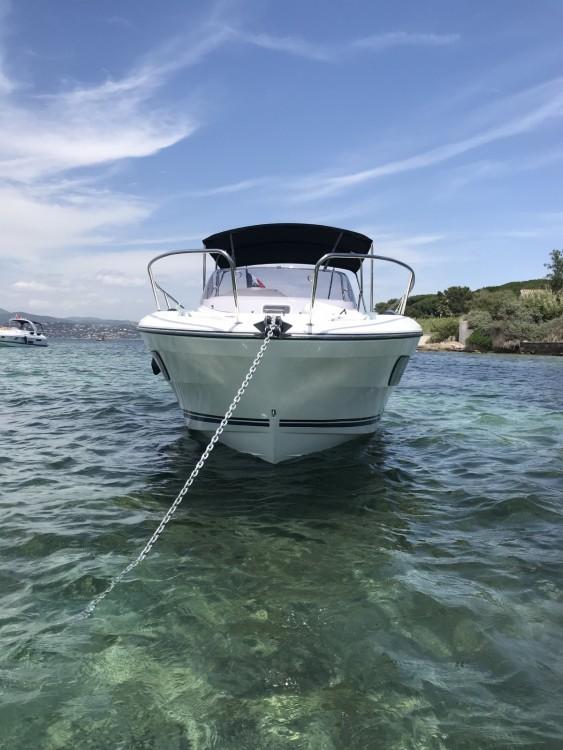 Rental yacht Cogolin - Jeanneau Cap Camarat 7.5 WA on SamBoat