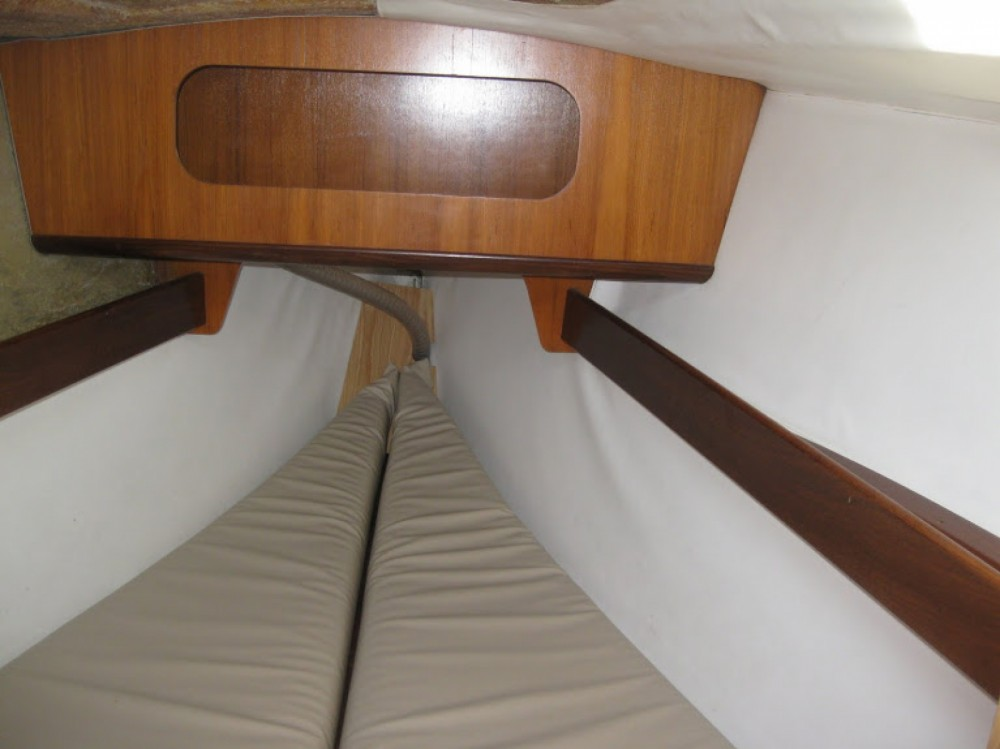 Sailboat for rent Hondarribia/Fontarrabie at the best price