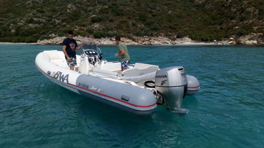 Boat rental Bwa 675 in Saint-Florent on Samboat