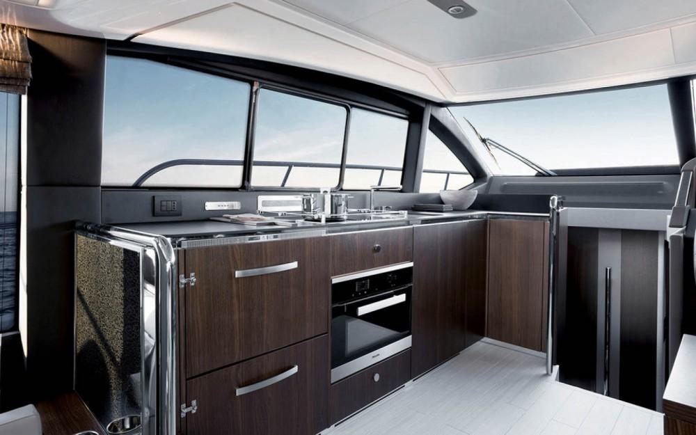 Rental yacht Makarska - Azimut 50 Flybridge on SamBoat