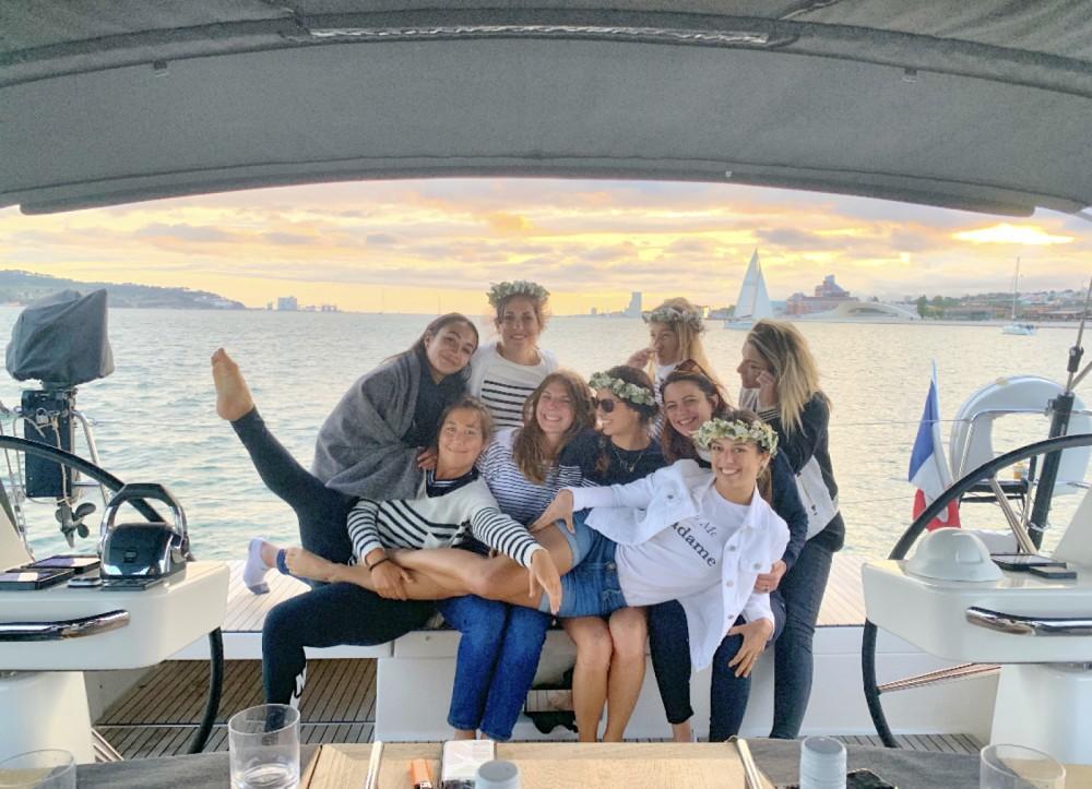 Boat rental Lisbon cheap Dufour 56 Exclusive