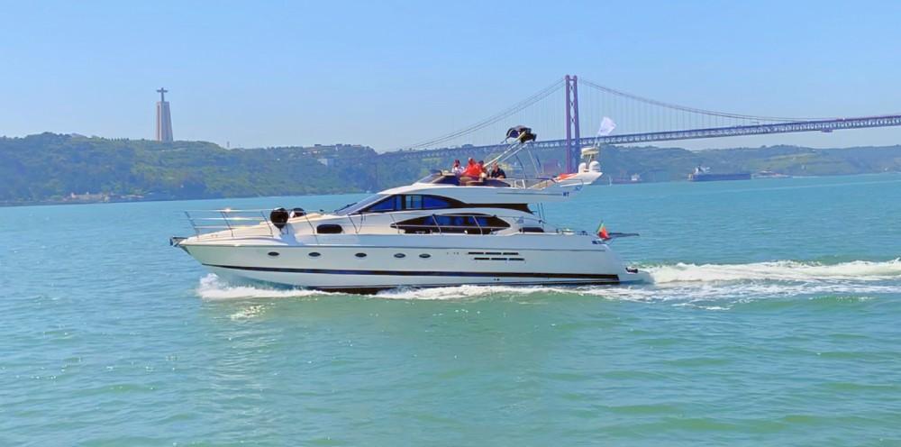 Rental yacht Lisbon - Azimut Azimut 52 Fly on SamBoat