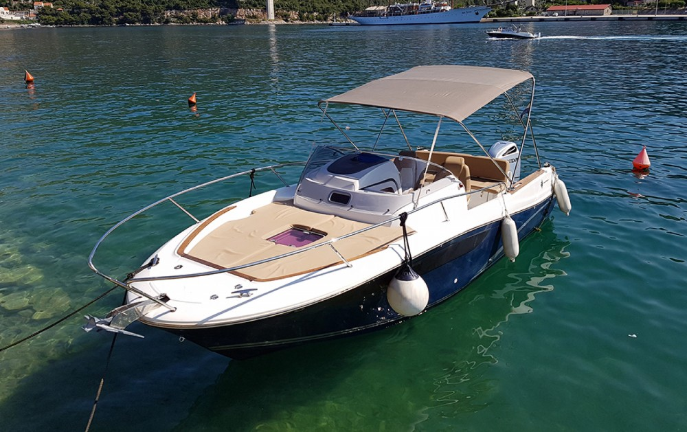 Hire Motorboat with or without skipper Jeanneau Mokošica