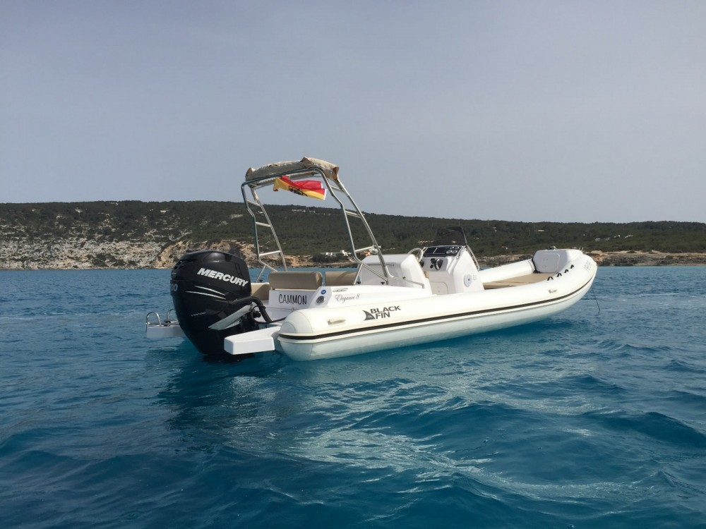 Rental yacht la Savina - Black Fin Blackfin 8 Elegance on SamBoat