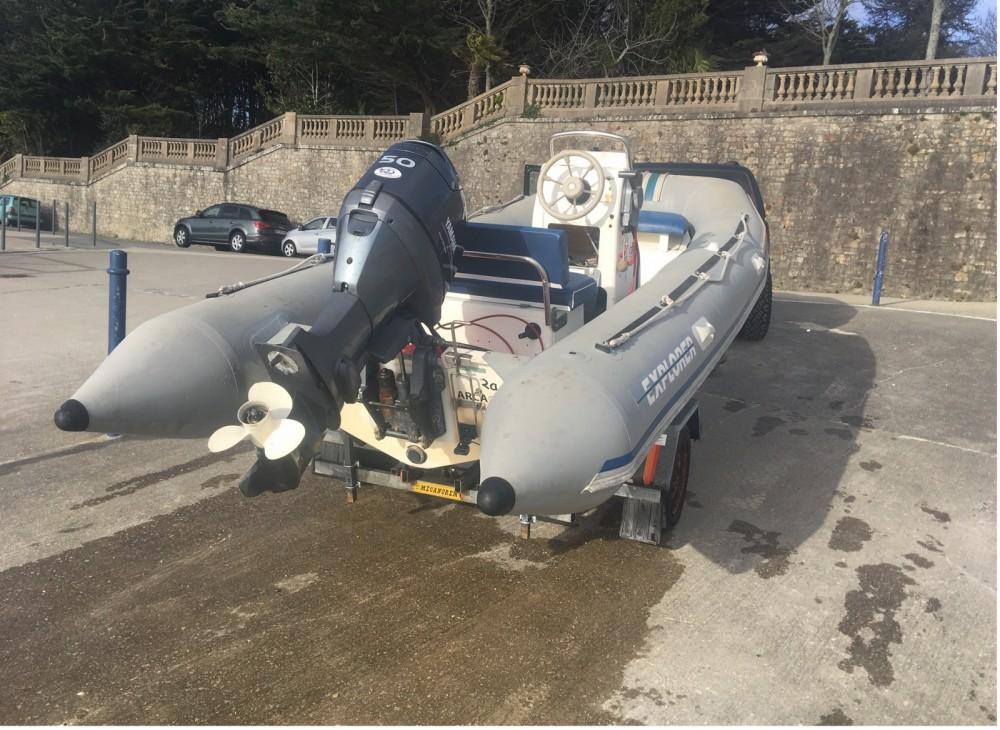 Rent a Bombard Explorer 485 FB Pont-l'Abbé