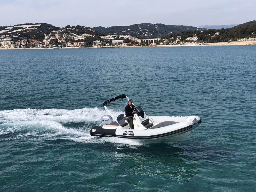 Boat rental Bandol cheap Wave 20