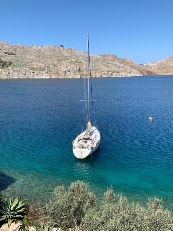 Rental Sailboat in Mykonos - Dufour Dufour 45 Classic