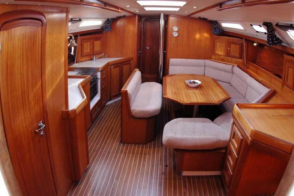 Boat rental Mykonos cheap Dufour 45 Classic
