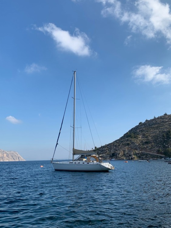 Hire Sailboat with or without skipper Dufour Mykonos