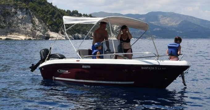 Hire Motorboat with or without skipper Poseidon Zakynthos (Island)