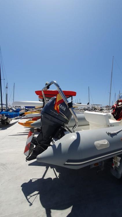 Rental yacht Palma - Zodiac Ribster 500 on SamBoat
