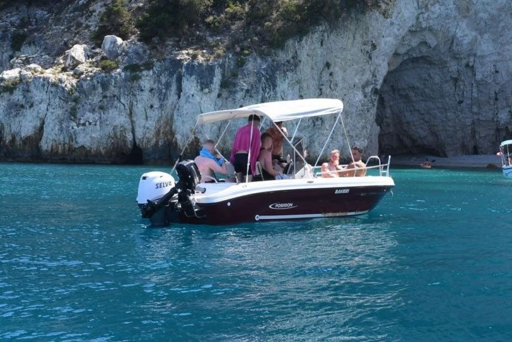 Boat rental Poseidon ranieri Soverato 5.40 in Zakynthos on Samboat