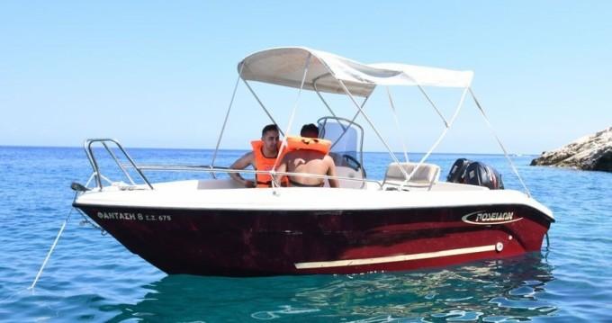 Rent a Poseidon Bluewater 480 Zakynthos (Island)