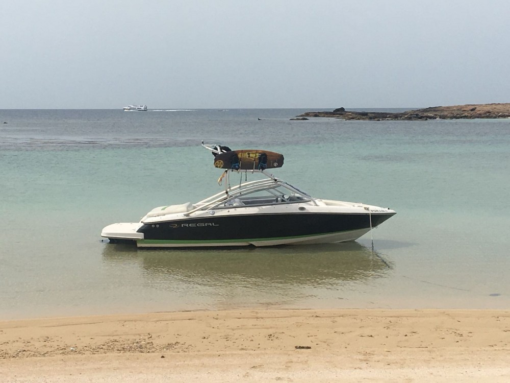Hire Motorboat with or without skipper Régal Alicante