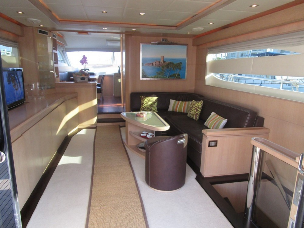 Hire Yacht with or without skipper vz Fréjus