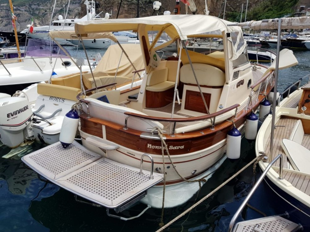 Hire Motorboat with or without skipper Fratelli Aprea Sorrento