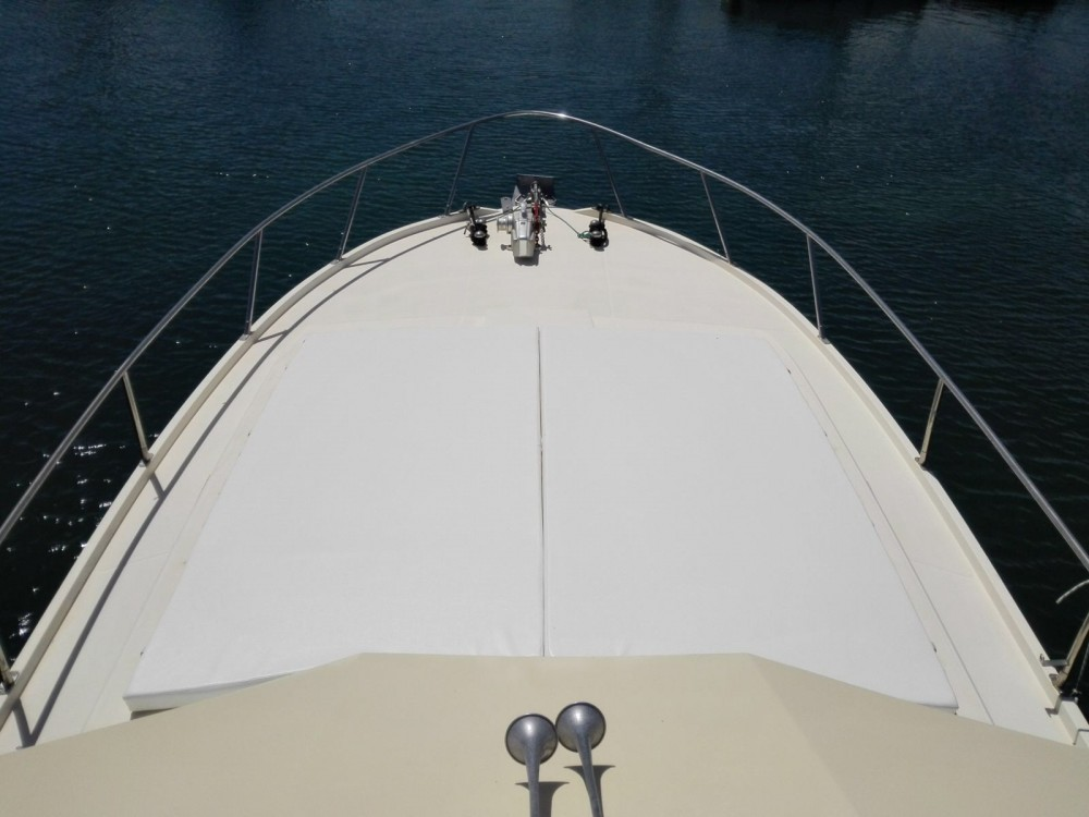 Rental Motorboat in Can Picafort - Guy Couach Guy Couach 1200 Fly