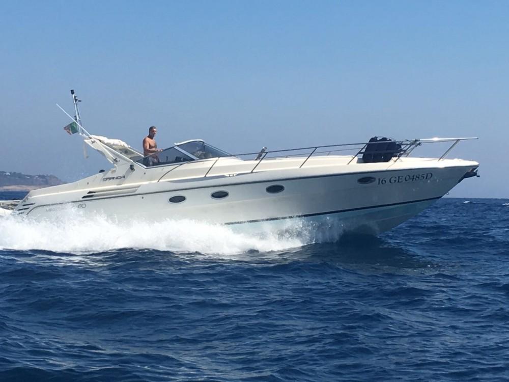 Boat rental Cranchi Mediterranee 40 in Sorrento on Samboat