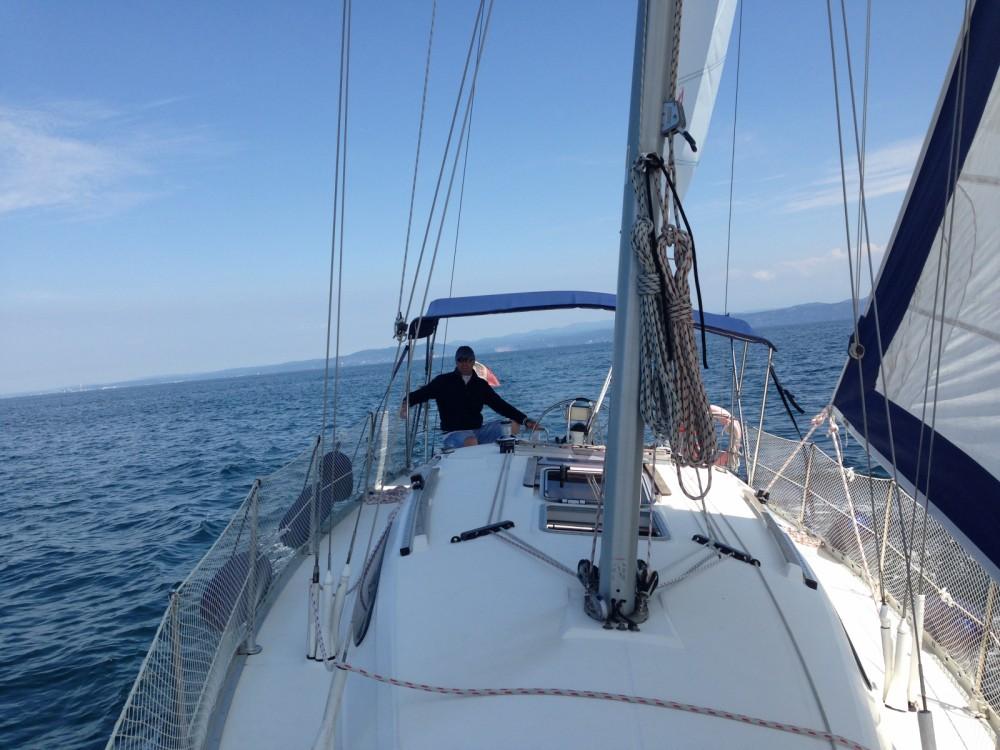 Rental yacht Sistiana-Visogliano - Jeanneau Sun Odyssey 34.2 on SamBoat