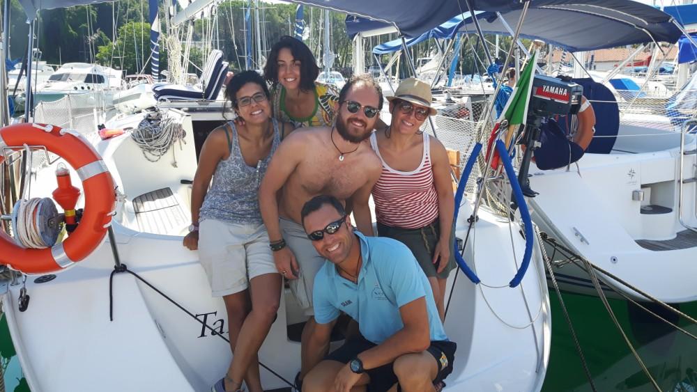 Rent a Jeanneau Sun Odyssey 34.2 Sistiana-Visogliano