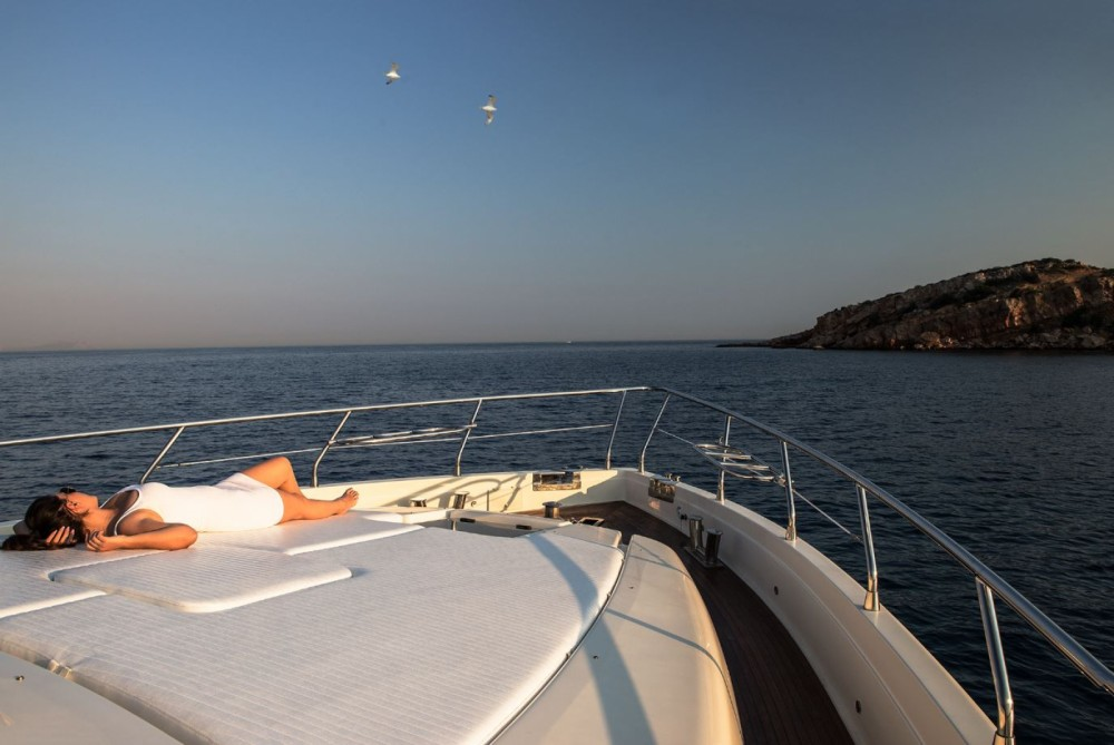 Hire Yacht with or without skipper Posillipo Athens