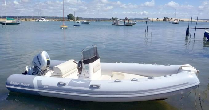 Rental yacht Cap Ferret - Marsea Marsea SP 90 on SamBoat