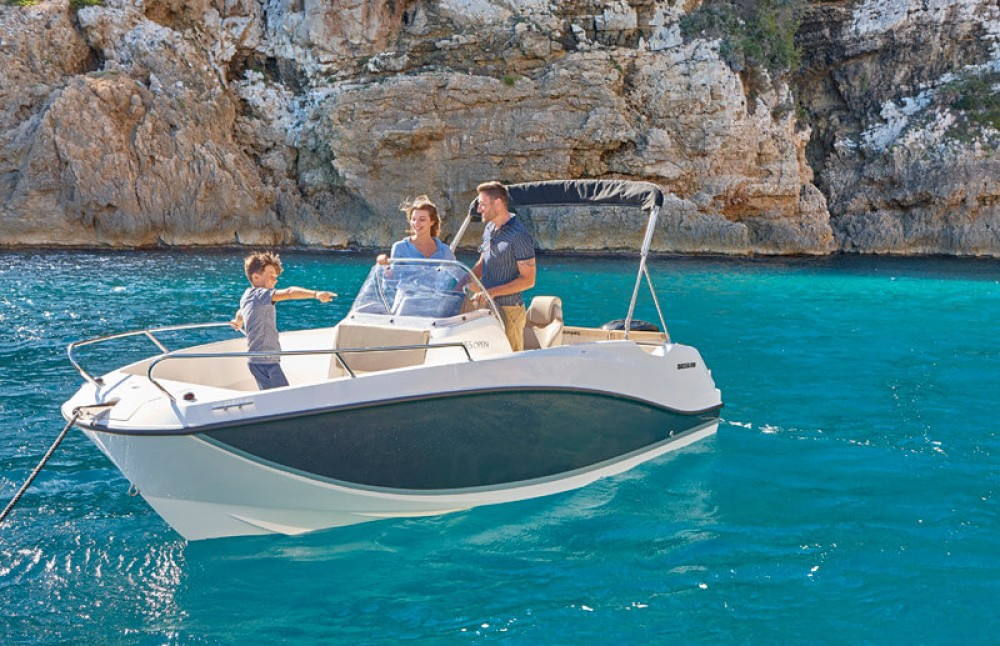Quicksilver Activ 555 Open Edition Smart between personal and professional Gruissan