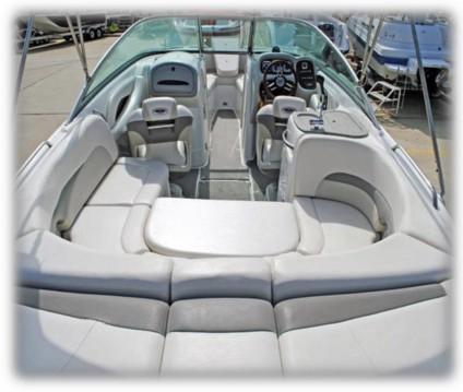Rental yacht Ibiza Town - Chaparral 256 on SamBoat