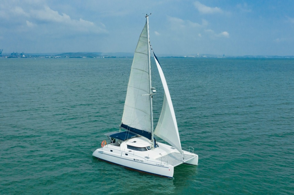 Rental Catamaran in Bolívar - Fountaine Pajot Tobago 35