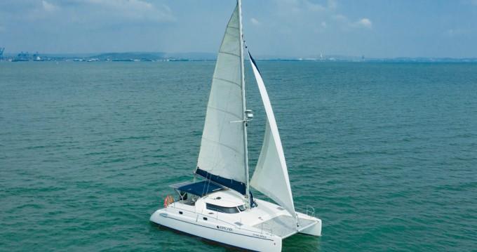 Boat rental Cartagena cheap Tobago 35