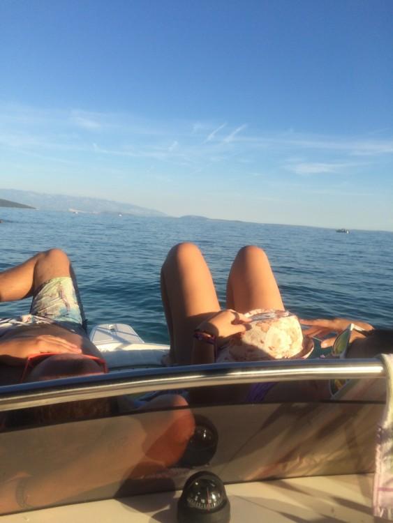 Boat rental Veglia cheap BAKAN CABIN 5