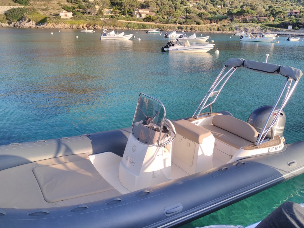 Capelli Tempest 650 luxe between personal and professional L'Île-Rousse