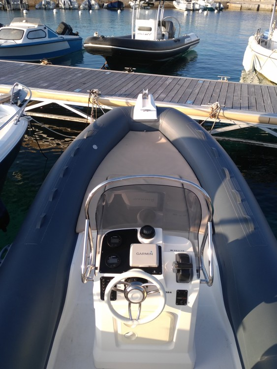 Hire RIB with or without skipper Capelli L'Île-Rousse