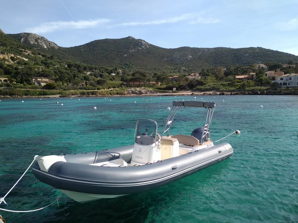 Rent a Capelli Tempest 650 luxe L'Île-Rousse