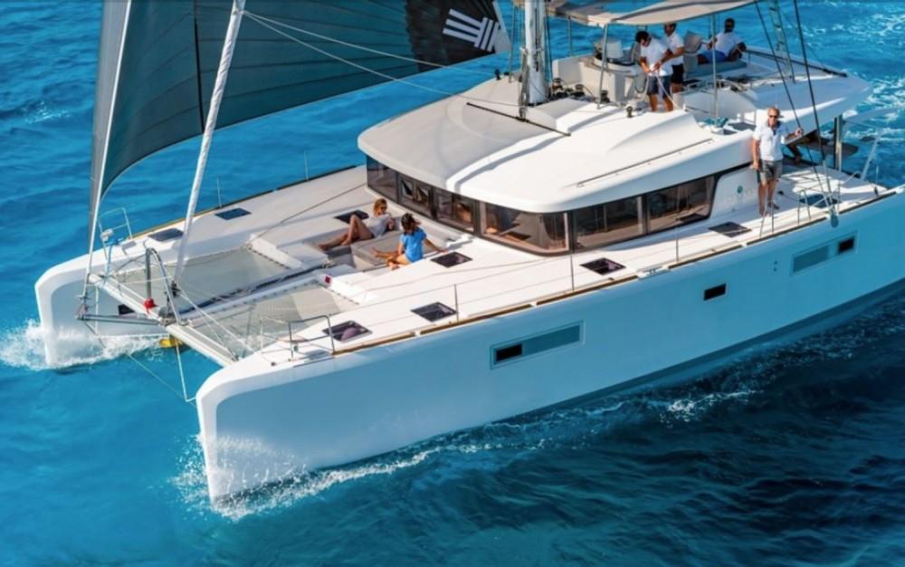 Rental Catamaran in Athens - Lagoon Lagoon 450 F