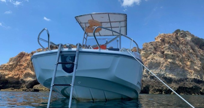 Motorboat for rent Portimão at the best price