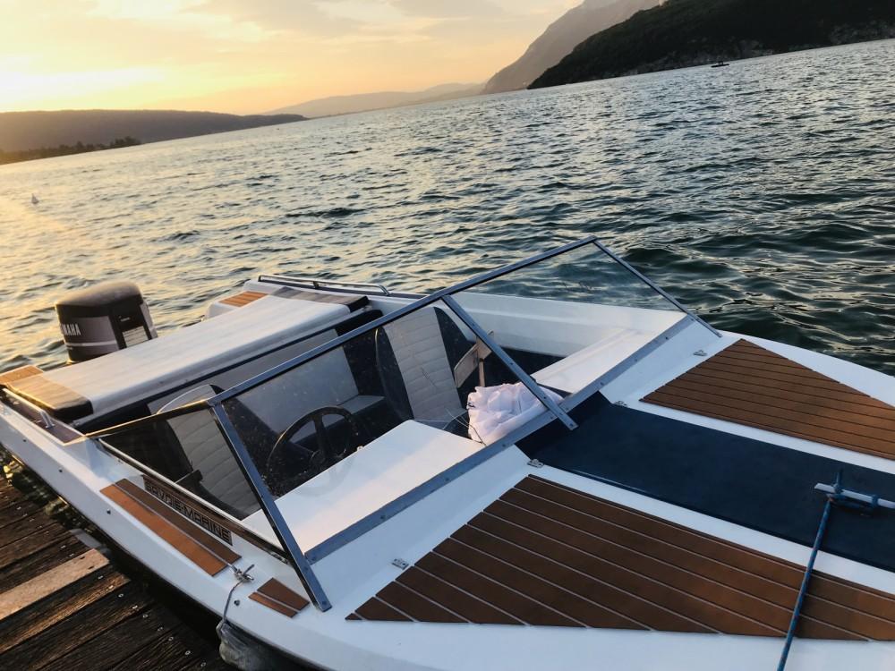 Rental Motorboat in Saint-Jorioz - Savoie Marine Etoile Filante