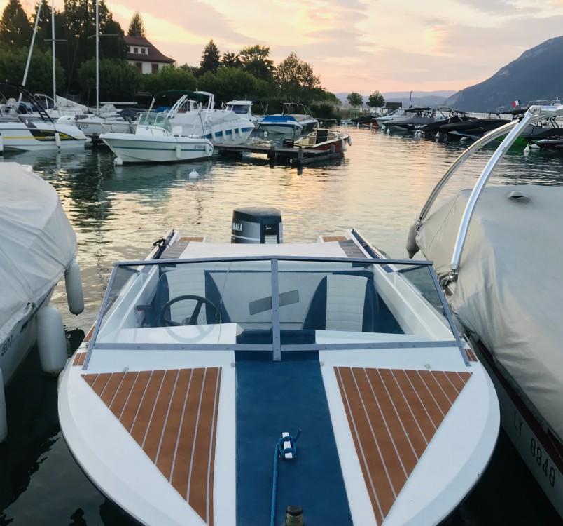 Hire Motorboat with or without skipper Savoie Marine Saint-Jorioz