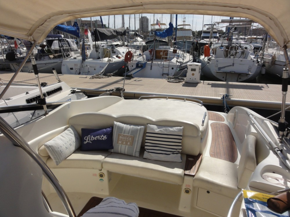 Rental Motorboat in  - Cranchi CSL 28