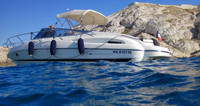 Rental yacht Marseille - Cranchi CSL 28 on SamBoat