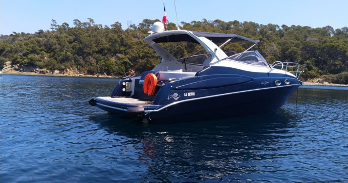 Boat rental Rio Yachts Rio 32 ART in Bormes-les-Mimosas on Samboat