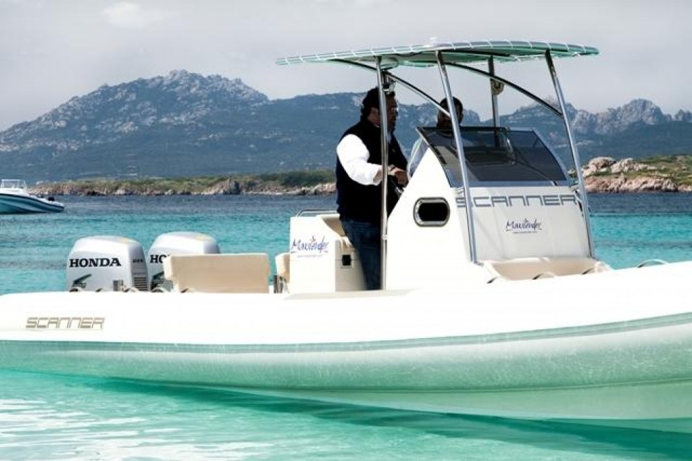 Boat rental Scanner Scanner 870 in Salerno on Samboat