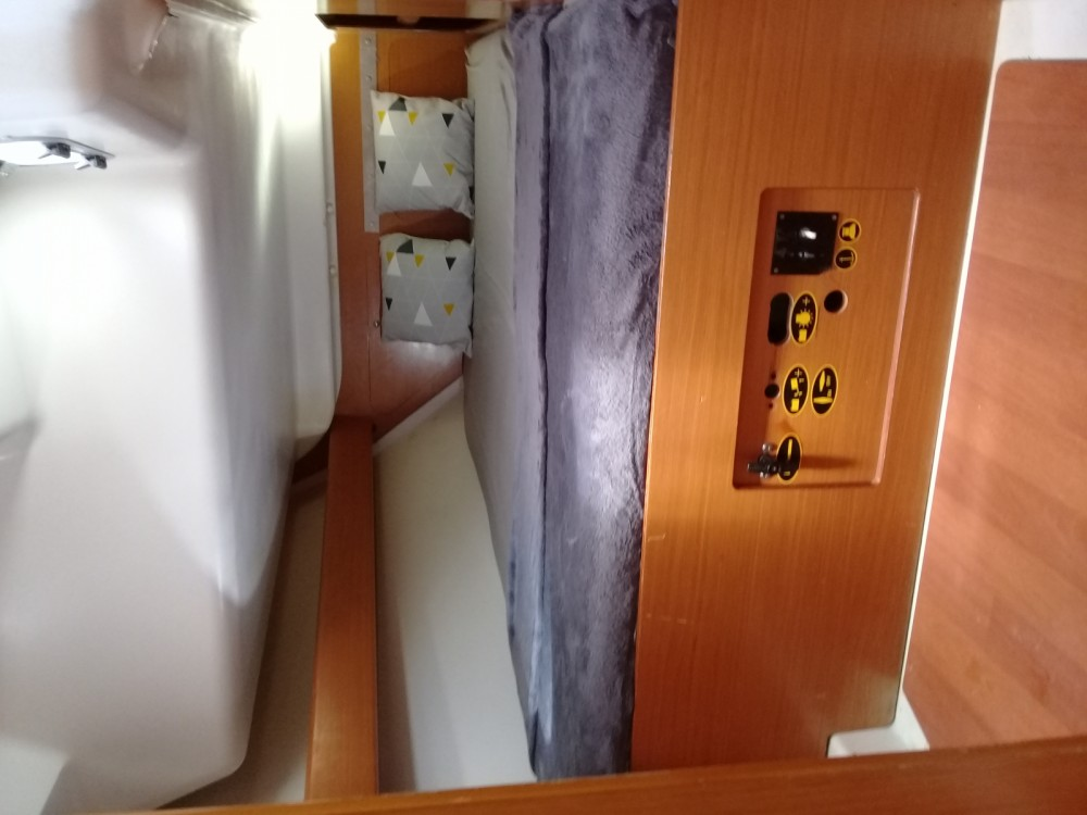 Sailboat for rent Le Marin at the best price