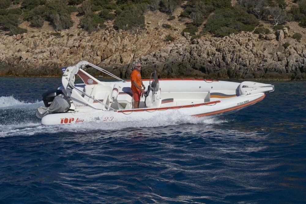Boat rental Platys Gialos cheap Pegasus 23