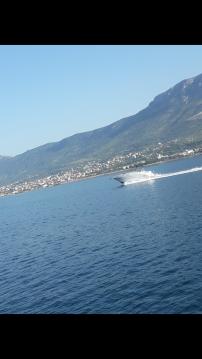 Boat rental Larson 254 cabrio in Split on Samboat