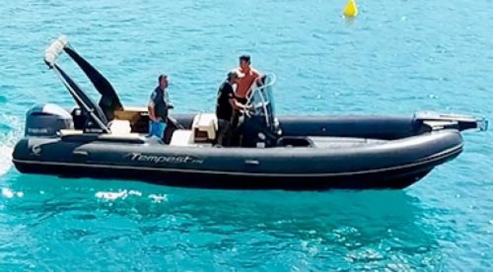 Rental yacht Appietto - Capelli Tempest 770 on SamBoat