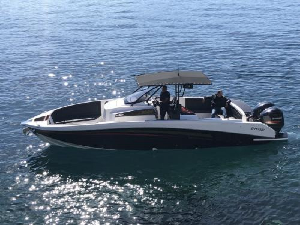 Rental yacht Appietto - Pacific Craft Pacific Craft 30 RX on SamBoat