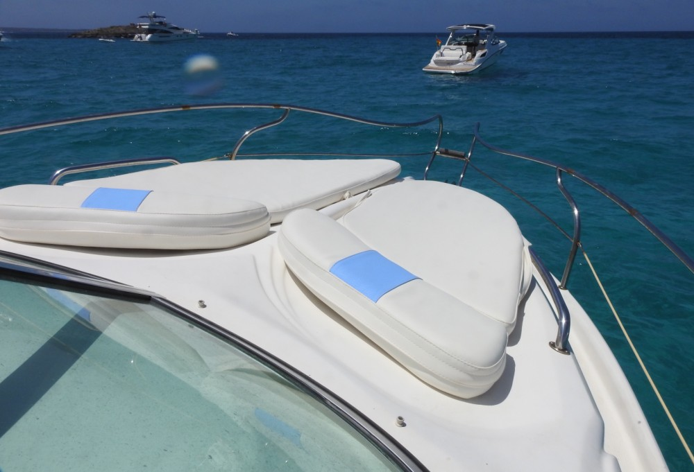 Boat rental Marbella cheap Gold II