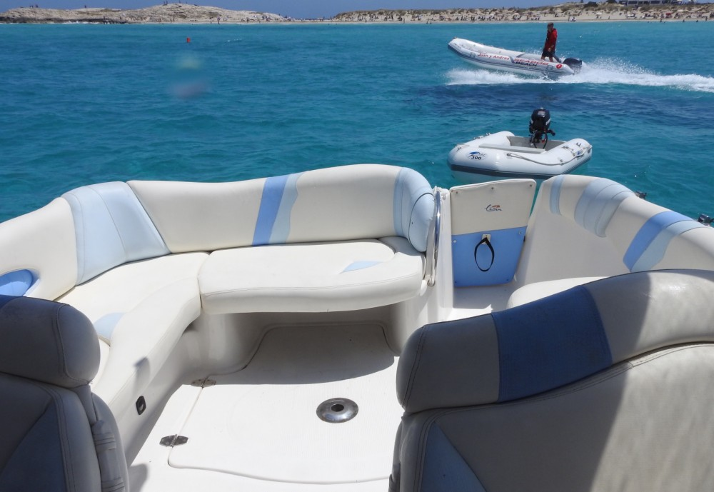 Boat rental Lema Gold II in Marbella on Samboat