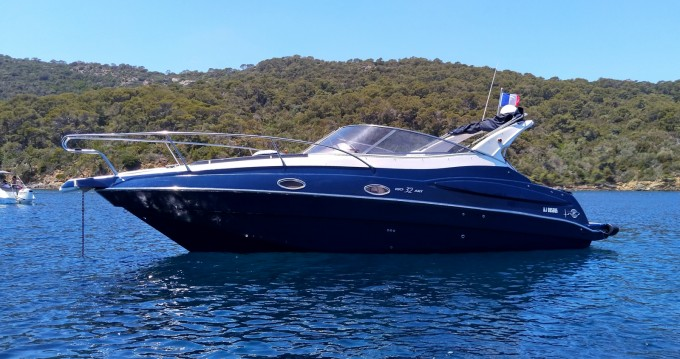 Rental Motorboat Rio Yachts with a permit